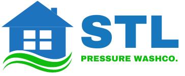 st louis pressure washing logo